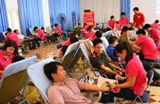 Kien Giang joins nationwide blood donation campaign