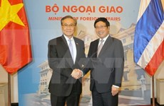 Vietnam, Thailand cement economic links for trade goal of 20 bln USD