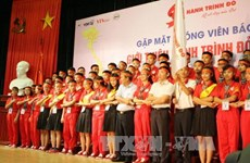 Voluntary blood donation festival comes to Hai Phong