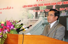 Lao Party and State official begins Vietnam visit