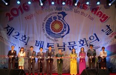 Cultural event promotes Vietnam's image in RoK