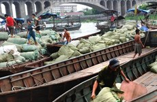 Quang Nam develops border trade with Lao province