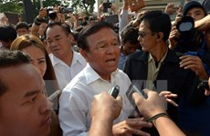 Cambodia: deputy opposition leader banned from leaving country