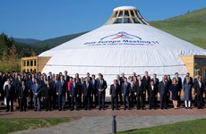 11th ASEM Summit winds up, stating resolve to up Asia-Europe ties