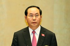 Biography of President Tran Dai Quang