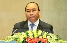 PM presents Government's apparatus at legislative session