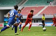 Vietnam make semi-finals after second win