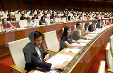 Parliament approves State budget balance for 2014