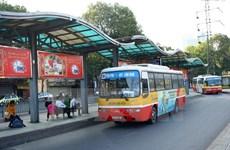 Public vehicles to drive Hanoi's transport