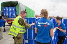 Australia provides additional humanitarian aid to Myanmar