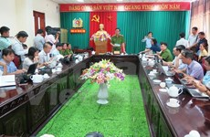 Legal proceedings taken against violations of waste managemen