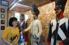 Weapons museum re-opens in coastal city Vung Tau