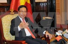 External activities enhanced to safeguard nation's supreme interests