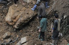 Lao Cai: flooding kills at least seven gold miners