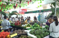 Fruit, vegetable imports from Australia rocket