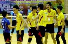 Myanmar hosts Asian Men's Club Volleyball Championship