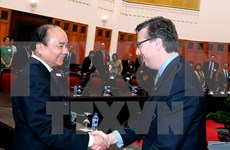 Leader calls for US-ASEAN Business Council's assistance to VN firms