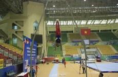 Gymnastics gold rush for Vietnam