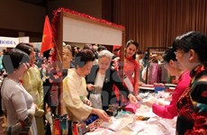 Viet Nam Fair opens in Japan