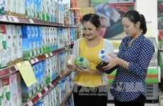 HCM City: purchasing power rises sharply on National Day