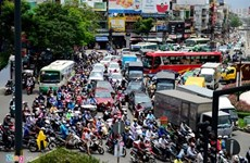 HCM City eyes flyover to ease traffic