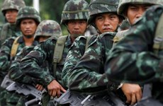 Thailand gives 124-mln-USD hike to military budget