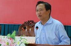 Trinh Xuan Thanh suggested being expelled from Party