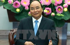 PM Nguyen Xuan Phuc departs for official visit to China