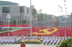 Greetings from abroad on Vietnam's National Day