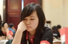 Vietnamese female team rank ninth in Chess Olympiad