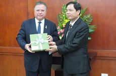 Vietnam, Brazil forge cooperation in agriculture