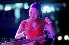 Vietnam performs traditional music at One Asia Joint Concert