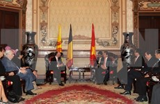 HCM City seeks closer links with Belgium's Wallonie - Bruxelles