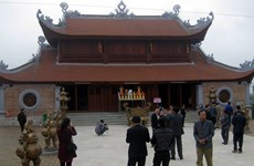 A Sao Temple Festival kicks off