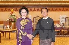 Vietnam eyes multi-faceted cooperation with Myanmar