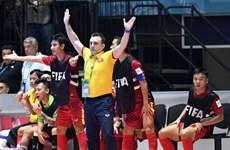Spanish coach says goodbye to Vietnam futsal team