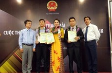 Ten energy-efficient buildings in Vietnam honoured