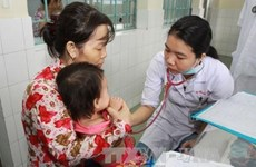 Hand-foot-mouth virus early this year