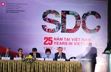 Switzerland helps Vietnam develop economy sustainably