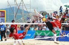 Vietnam triumph at Asian Beach Games