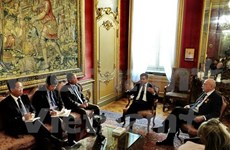 Vietnam, Italy encourage local cooperation