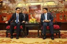 Hanoi, Phnom Penh boost cultural cooperation