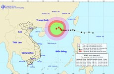 Extremely rough seas foreseen for northern East Sea