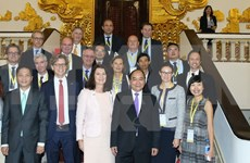 Big Swedish trade mission on Vietnam visit