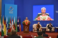 Countries should harmonise national, int'l interests
