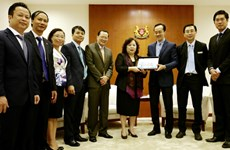 Hanoi bolsters cooperation with South Africa, Singapore