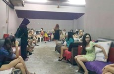 Vietnamese women rescued from prostitution in Malaysia