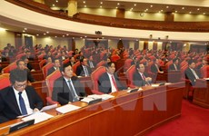 Party Central Committee wraps up fourth plenary meeting