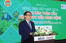 Farmers urged to speed up sci-technological applications