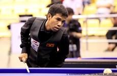 Vietnamese cueists compete at world Billiards event